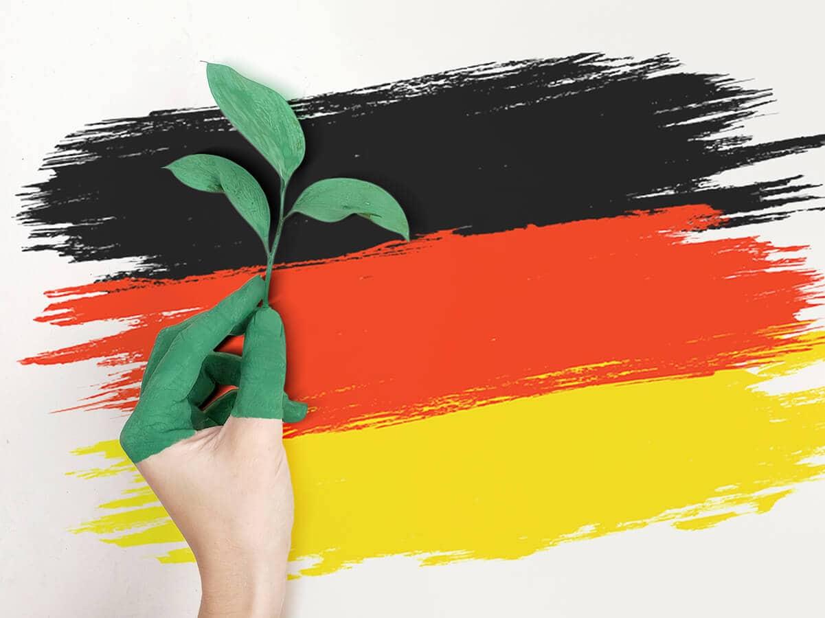Jego niemcy szuka ona Niemcy