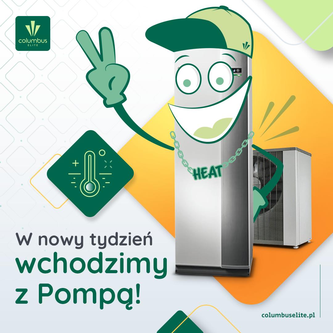 Pompa Ciepła – dla Twojego domu